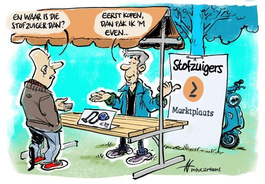 Sport voor Marco uit Zaandam: jagen op oplichters Marktplaats