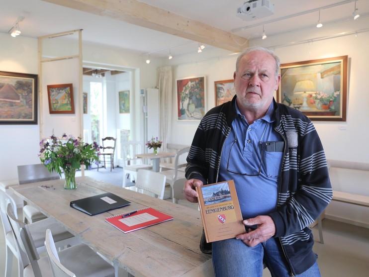 Eenigenburg heeft na jaren weer een eigen boek - Noordhollands Dagblad (persbericht) (Registratie)