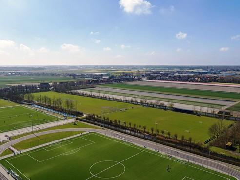 De Zanderij in Hillegom moet 'sport- en ontmoetingspark' worden