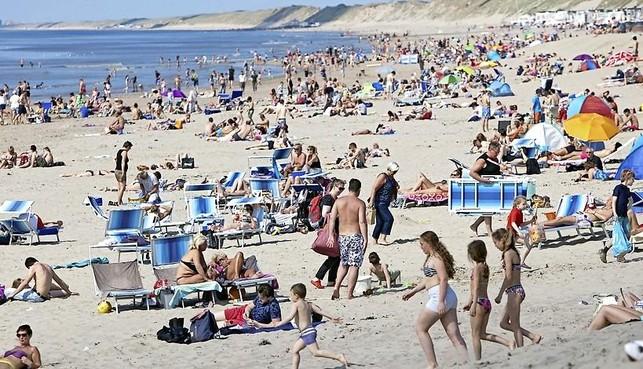 Gratis watertaxi bij opening strandseizoen IJmuiden aan Zee en Wijk aan Zee