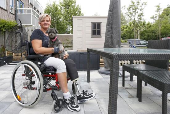Inwoners van de Noordkop moeten weken of maanden wachten op een rolstoel of aangepaste fiets: 'De afgelopen tijd voelde ik me écht invalide'