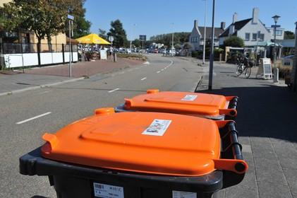 Ondergrondse afvalcontainers in Wijk aan Zee gaan weer open: 'We willen voorkomen dat er komende maanden afval op straat komt te liggen'