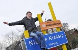 Ook toenmalig gemeente Niedorp had een jeugdraad, met in 2010 Erik Koomen als voorzitter.