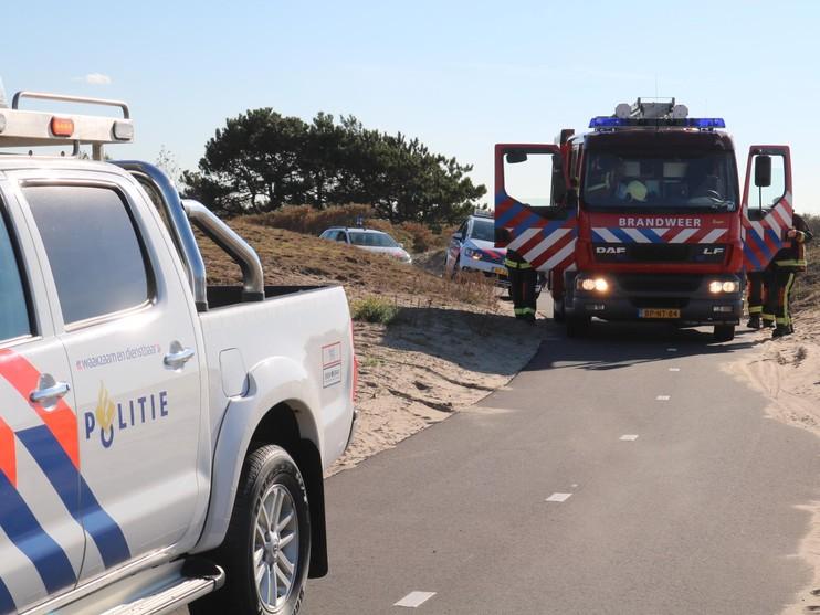 Recherche onderzoekt aangestoken duinbranden in Noordwijk