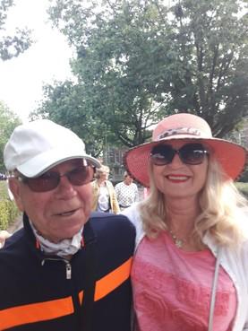 Oudste deelnemer Joop van de Paverd (92 jaar) moet opgeven in Vierdaagse vanwege spierblessure