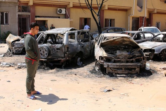 WHO: al 264 doden in strijd om Tripoli
