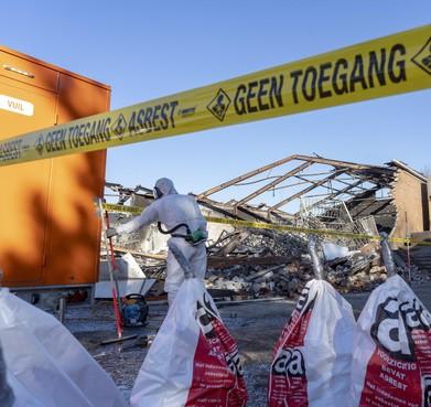 Medeleven na brand in Oudkarspel doet gedupeerde broers 'zeer goed'