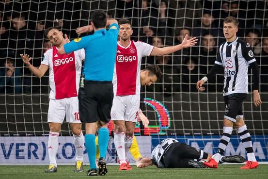 Ajax is het spoor bijster na de winterstop