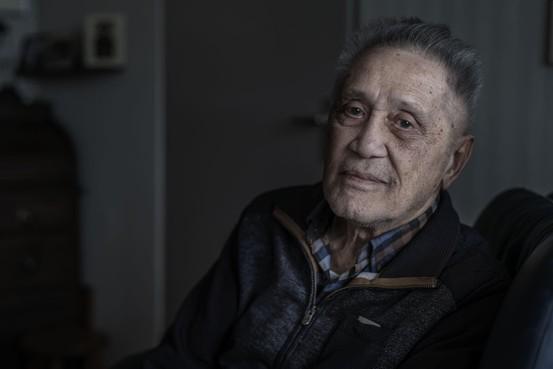 Katwijkse oorlogsveteraan Camille Stritzko (92): 'Ik deed gewoon mijn werk'