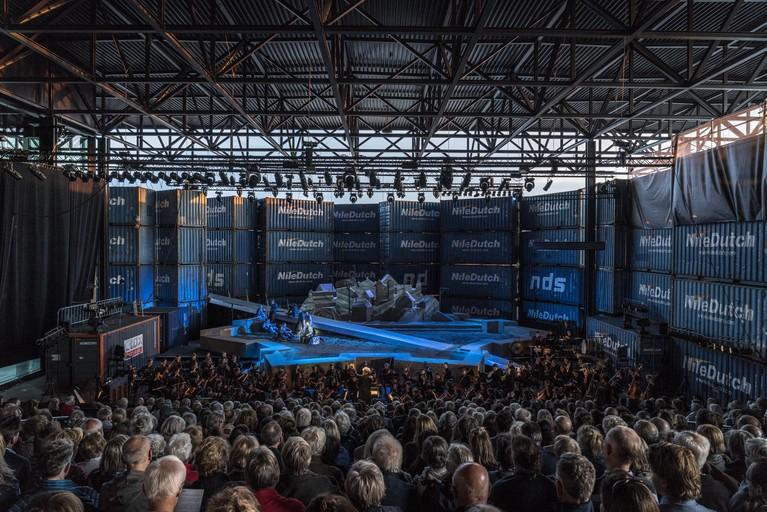 Soesterbergse 'container-opera' genomineerd [video]