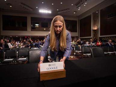'Google maakt slechte beurt in Washington'