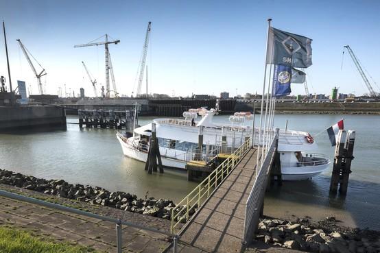 75.000 bezoekers en een nieuwe lijndienst van IJmuiden naar SHIP bij nieuwe zeesluis