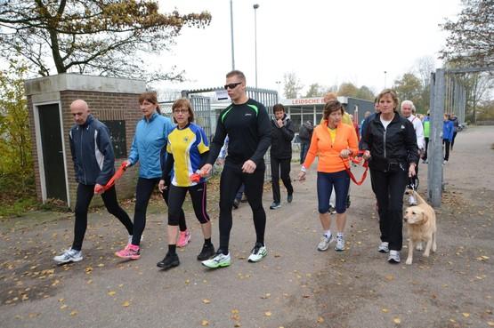 Running Blind Leiden wil verder groeien