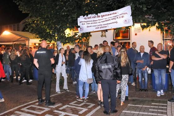 Rustige start Blaricumse kermisfeesten, burgemeester opgelucht: 'so far, so good'