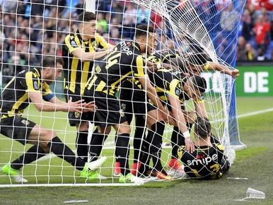 AZ verliest bekerfinale van Vitesse
