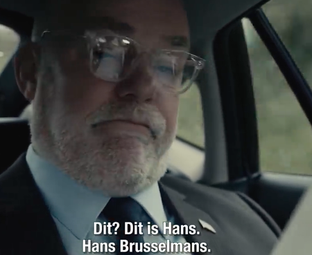Commentaar: Hans Brusselmans [video]