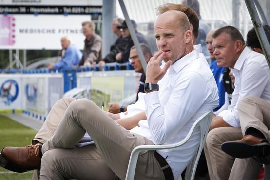 Raymond Bronkhorst verruilt ADO '20 volgend seizoen voor Ter Specke: 'FC Lisse is een stabiele club'