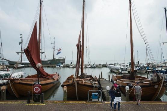 Raad moet kiezen voor locatie historische scheepswerf Volendam