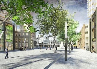 Buurtvereniging over gebied bij Leidse station: groen in plaats van beton