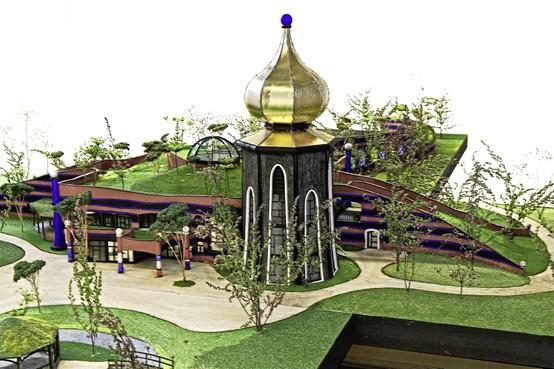 Twee miljoen voor Hundertwassergebouw nog lang niet binnen