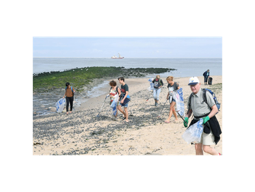 Animo voor strandopruimactie dit jaar groot, maar... op Texel kan er nog wel wat bij