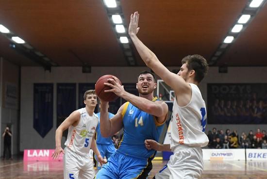 Basketbalteam Dordrecht uit de eredivisie gehaald: koploper ZZ Leiden ziet Zwolle naderen