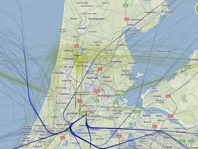 Aantal gehinderden door Schiphol met bijna de helft toegenomen