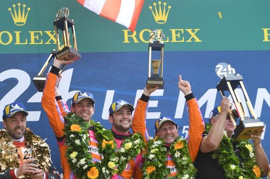 Jeroen Bleekemolen is zege Le Mans alweer kwijt: 'Een enorme opdoffer