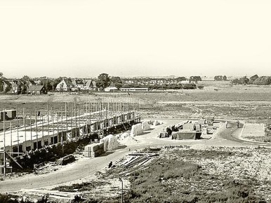 Oosterbuurt centraal in project 'Castricum in 1967'