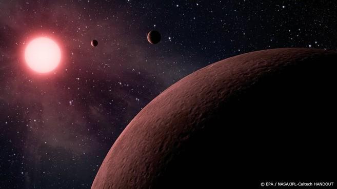 Nederlanders mogen namen voor ster en planeet bedenken