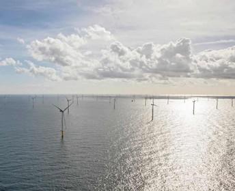 Vattenfall bouwt tweede windpark op zee [video]