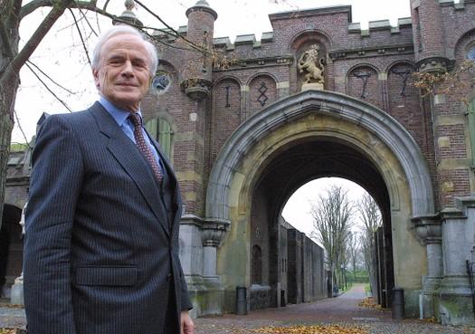 Jack Patijn, oud-burgemeester van Naarden, overleden