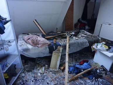 Gevolgen brand Krommenie hadden veel erger kunnen zijn