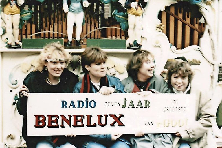 Etherpiraat Benelux: radio en tv vanaf de Hilversumse hei