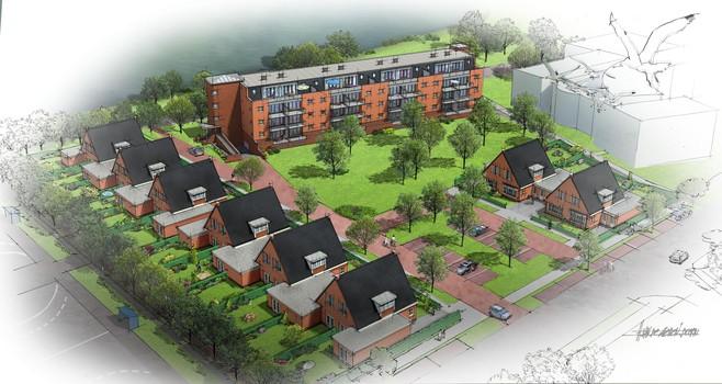 College Langedijk is optimistisch over aardgasloos bouwen aan Dr. Wilminkhof