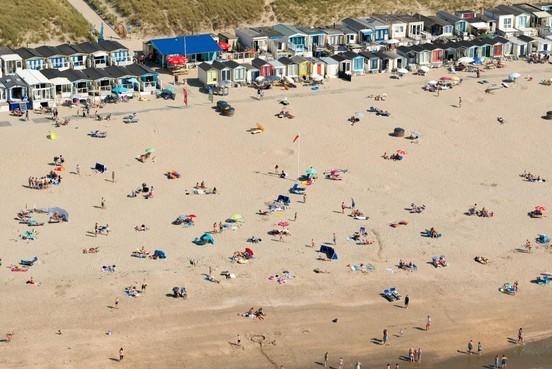 Wijk aan Zee is volgens gemeentefamiliestrand met vleugje cultuur