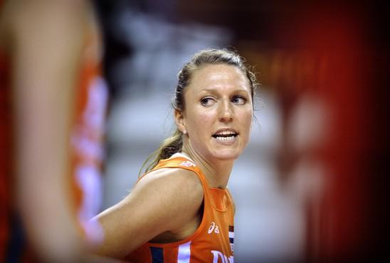 Volleybalster Quinta Steenbergen (34), 221-voudig international, maakt rentree bij Dinto uit Warmenhuizen