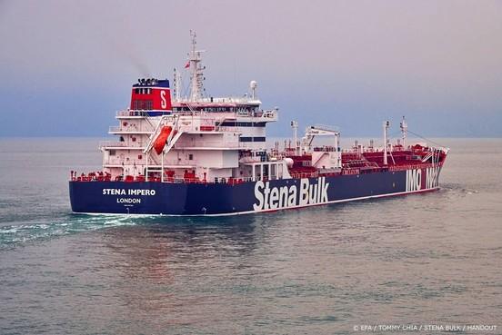 Iran: incident Britse tanker met vissersboot