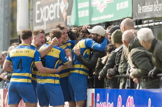 FC Boshuizen geeft medekoploper het nakijken: 'Nu gaan we voor de titel'