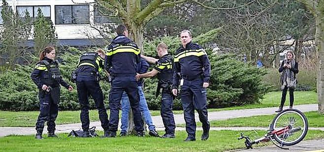 Remco D., de man achter de valse bommelding op politiebureau in Den Helder, wilde 'de boel even flink opschudden'
