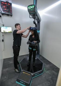 Games spelen in virtuele wereld kan straks zonder beperking ook in Hoorn