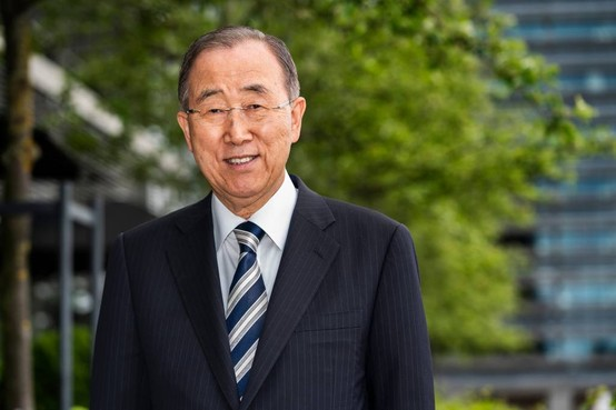 Ban en Gates in klimaatcommissie