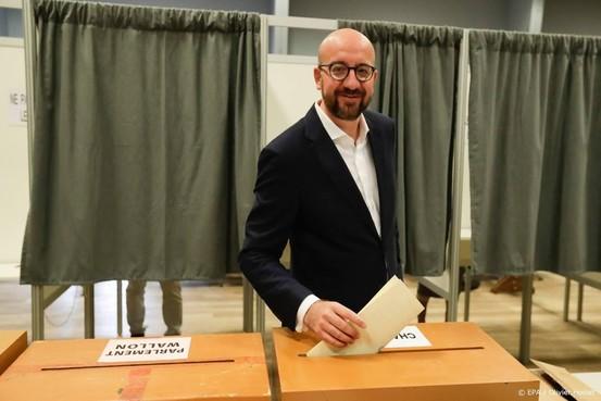 Eerste uitslag toont stijging Vlaams Belang