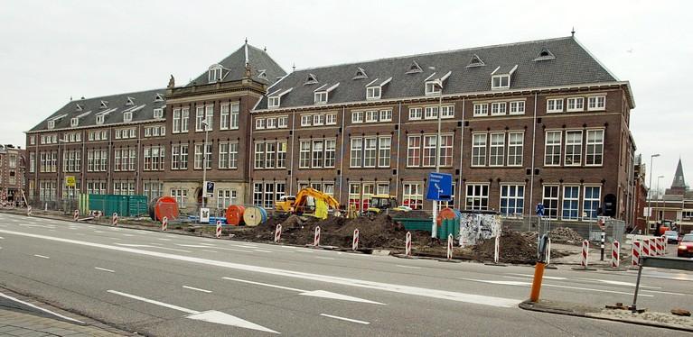 Bewegend Verleden: HBS Haarlem, 1924 [video]
