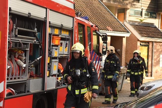 Warmonder valt tijdens frituren in slaap, met brand als gevolg