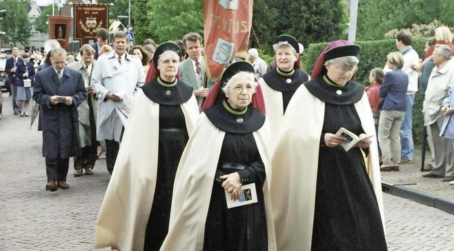 De Kijk van Kastermans: Augustinessen van St. Monica
