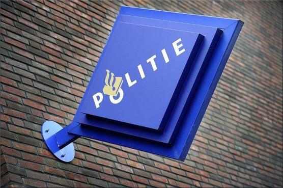 Verdachte inbraak van bouwmarkt in Beverwijk verstopt zich achter struik