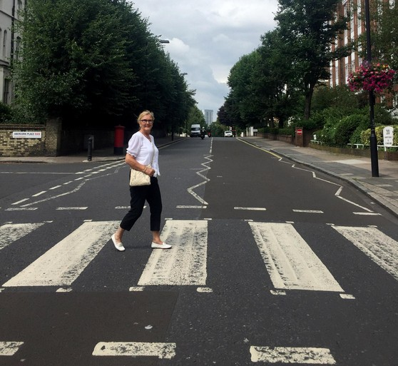 Lezers in de voetsporen van hun idolen op Abbey Road: The Beatles