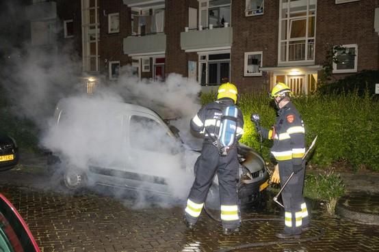 Reeks Haarlemse autobranden lastige kluif voor politie: 'Bewijs verbrandt, of spoelt weg met het bluswater'
