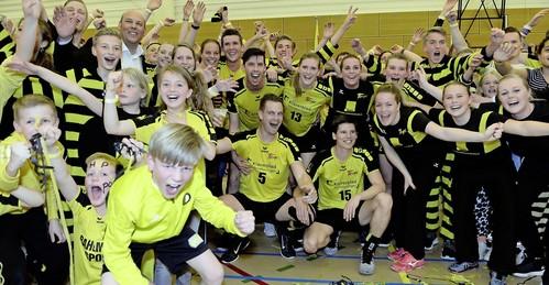 Tempo wil met hoofd omhoog genieten van debuutseizoen in Korfbal League